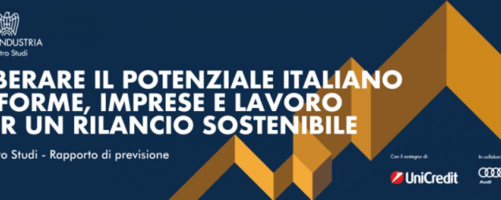 CONFINDUSTRIA – Rapporto di previsione: Italia in risalita ma l'esito è incerto. A fine 2022 gap colmato, la condizione è la campagna vaccinale