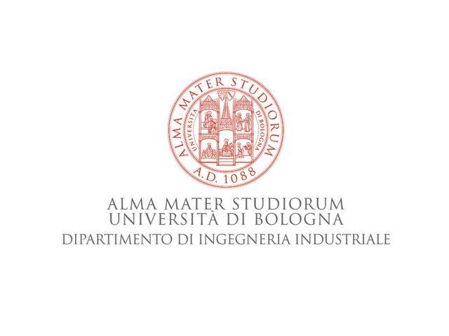 DIPARTIMENTO DI INGEGNERIA INDUSTRIALE – UNIVERSITA' DI BOLOGNA