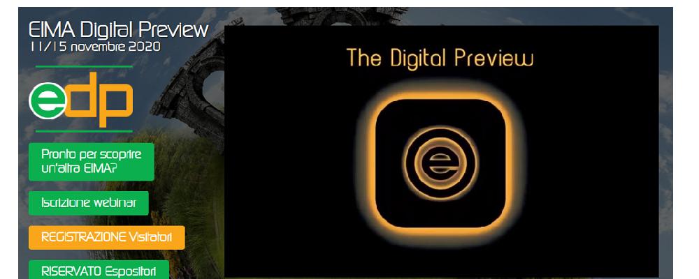 FEDERTEC PRESENTE ALL'EIMA DIGITAL PREVIEW – 11/15 NOVEMBRE 2020