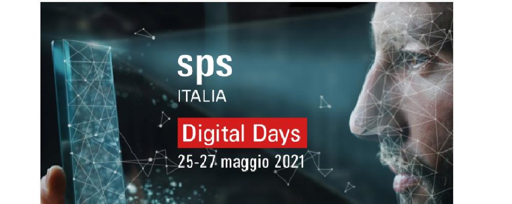 FEDERTEC a SPS Italia Digital Days – 25/27 maggio 2021