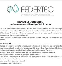 BANDO DI CONCORSO  Premi per Tesi di Laurea