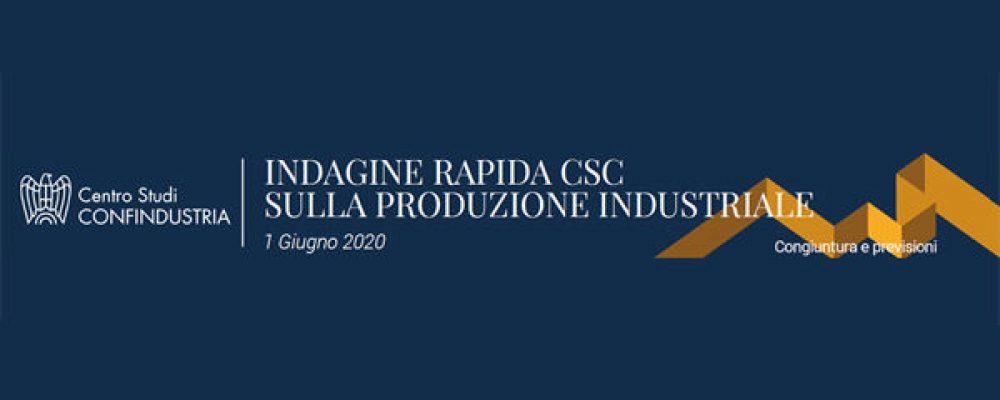 Indagine rapida sulla produzione Industriale